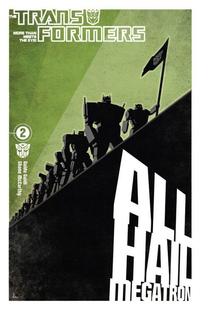 All Hail Megatron Vol.2