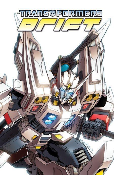 Transformers: Drift TPB