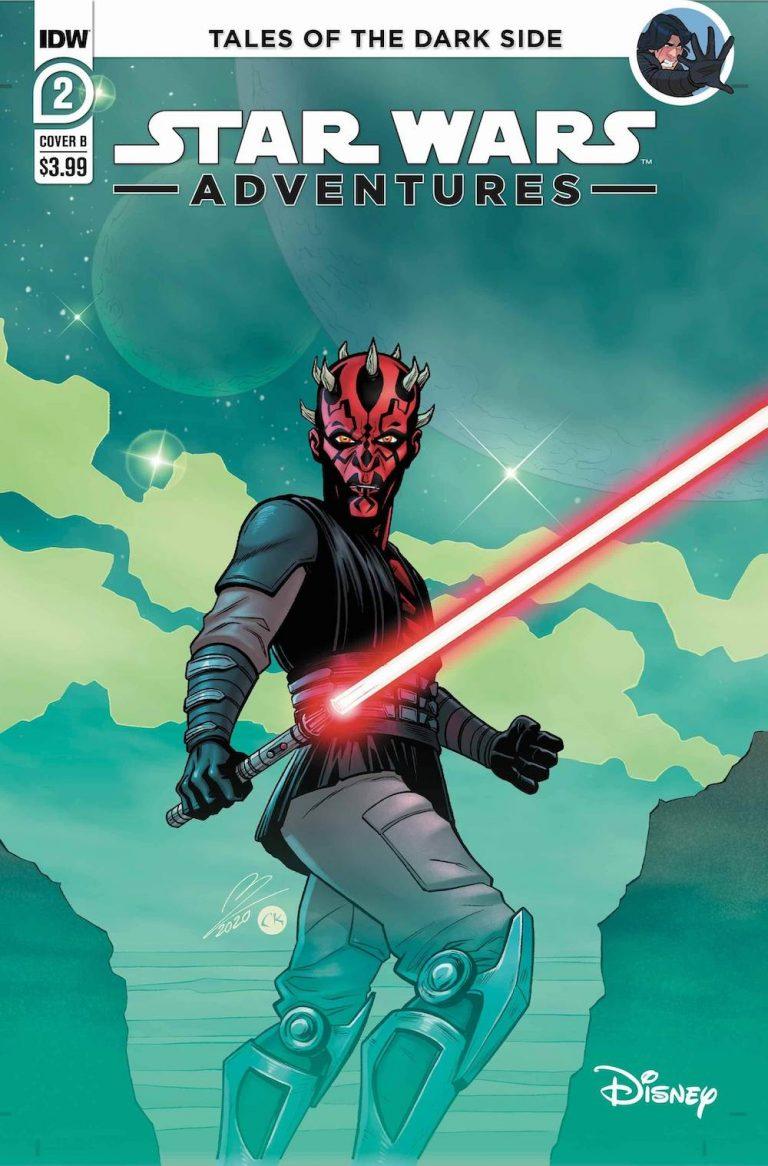 Star Wars Adventures Issue 2